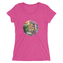 Load image into Gallery viewer, Faith Hope Love Shirt. Ladies' short sleeve t-shirt. Sizes run 1 size smaller.