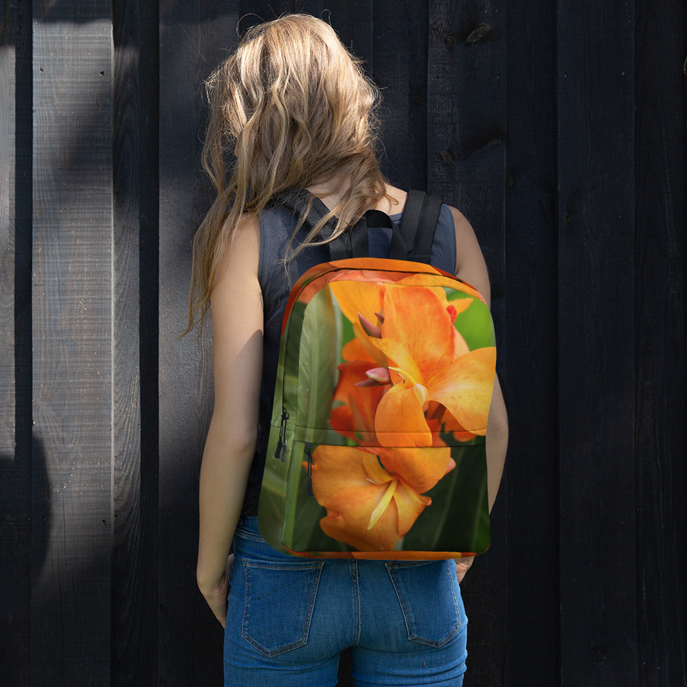 Beautiful Lily Backpack ~ an OFOX Original