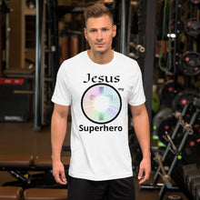 Load image into Gallery viewer, Jesus - my Superhero Short-Sleeve Unisex T-Shirt