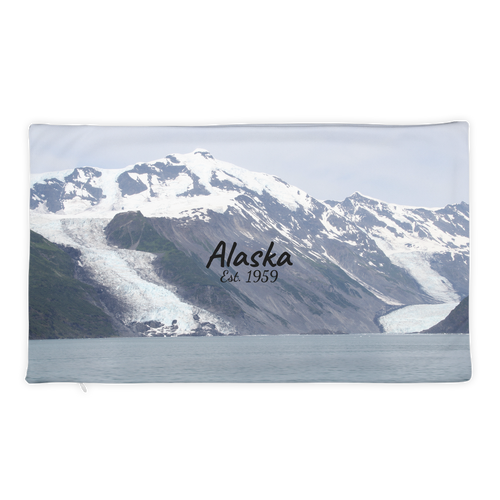 Pillow Case, Alaska Est. 1959 Pillow Case