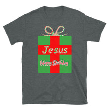 Load image into Gallery viewer, Happy Birthday Jesus Christmas Shirt