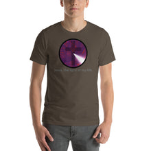 Load image into Gallery viewer, Jesus, the light of my life, shirt.  Short-Sleeve Unisex T-Shirt