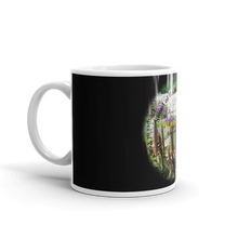 Load image into Gallery viewer, Mug, Whole Armor of God, Bible Verse Ephesians 6:10-18, Beautiful Bible Verse and Flowers Coffee Cup