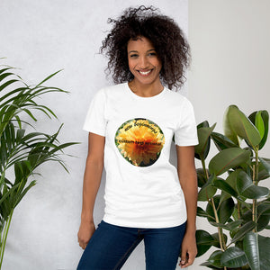 Short-Sleeve Unisex T-Shirt - new beginnings - customization