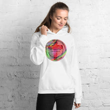 Load image into Gallery viewer, Unisex Hoodie, Full Armor of God, Bible Verse Ephesians 6:10-18.