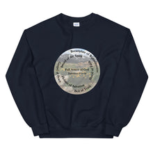 Load image into Gallery viewer, Sweatshirt, Full Armor of God, Ephesians 6:11