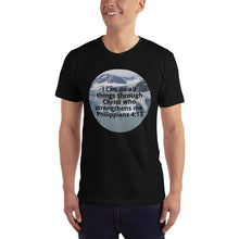Load image into Gallery viewer, T-Shirt, I can do all things through Christ who strengthens me. Philippians 4:13 Alaska Shirt