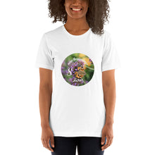 Load image into Gallery viewer, Short-Sleeve Unisex T-Shirt, new beginnings in Jesus