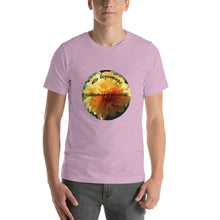 Load image into Gallery viewer, Short-Sleeve Unisex T-Shirt - new beginnings - customization