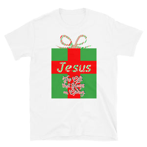 Jesus, The Gift  that Keeps  on Giving Shirt