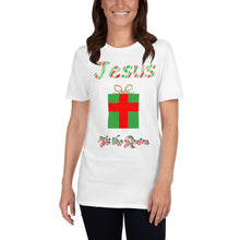 Load image into Gallery viewer, Jesus Tis the Reason for the Season Gift Shirt