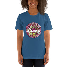 Load image into Gallery viewer, Short-Sleeve Unisex T-Shirt. Love Shirt, OFOX Originals !  Customization.