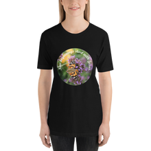 Load image into Gallery viewer, Short-Sleeve Unisex T-Shirt. New beginnings start with Jesus.