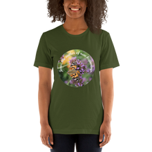 Load image into Gallery viewer, Short-Sleeve Unisex T-Shirt. Jesus, the author of new beginnings Shirt.