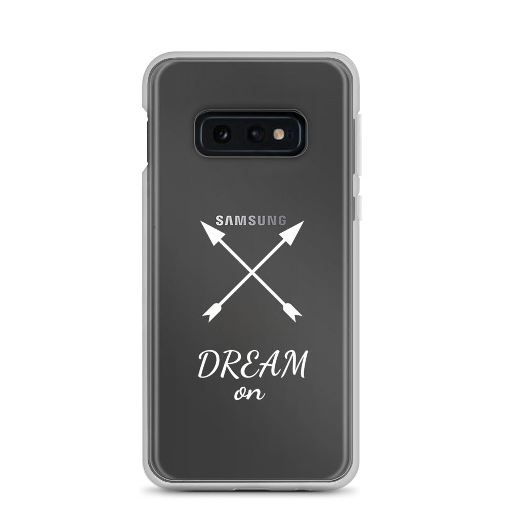 Samsung Case Galaxy S10 - Dream on with Arrows
