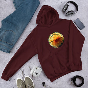 Hooded Sweatshirt - new beginnings - customization