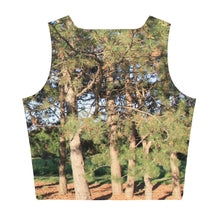 Load image into Gallery viewer, Sublimation Cut & Sew Crop Top, Pine Tree Top