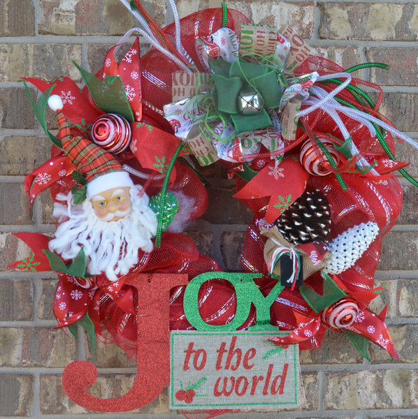 "JOY TO THE WORLD - 2019 ARTISAN'S LIMITED SERIES - 18"" TALL  x 6"" THICK"