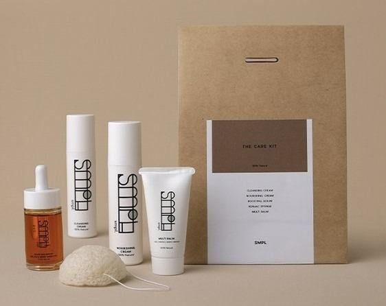 SMPL Skincare De Care kit