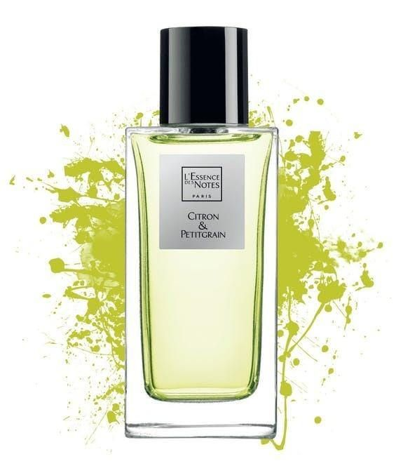 L'Essence des Notes Citron & Petitgrain - EuphoriqueCosmetics
