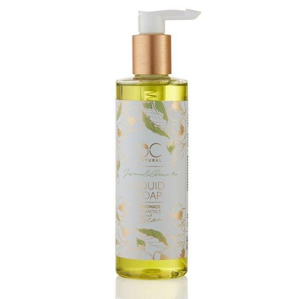 UC Natural Jasmine - Green Tea Liquid Soap - EuphoriqueCosmetics