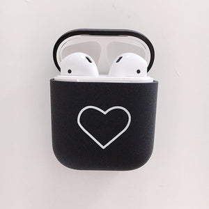 Case For Airpods Air pod Silicone TPU Bluetooth Wireless Earphone Protective Cover For Apple Airpods 2 1 Charging Box with Hooks
