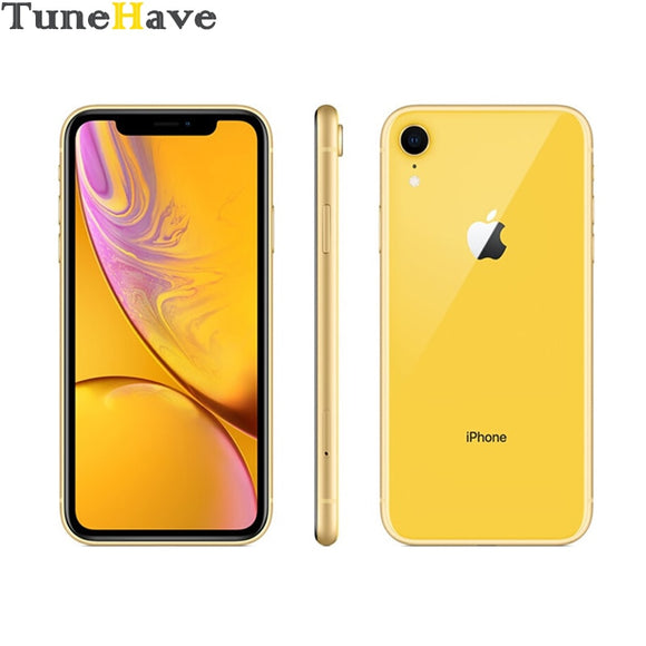 Genuine iPhone XR Factory Unlocked Mobile Phone 4G LTE 6.1