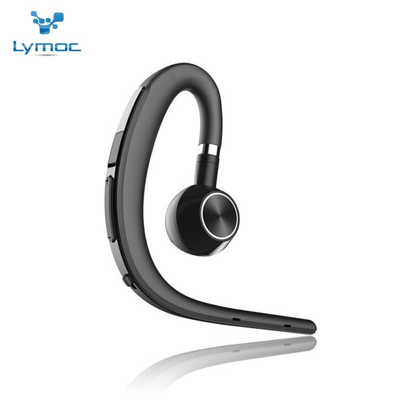 Bluetooth Handsfree Ear Hook Noise Cancelling For iPhone Huawei
