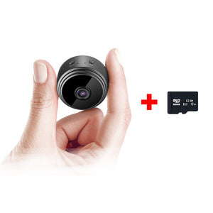 Mini Camera, Home Security Camera WiFi,  1080P Wireless Surveillance Camera, Remote Monitor Phone App