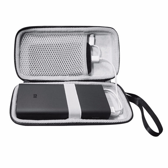 Hard Pouch Power Bank Charger Bag