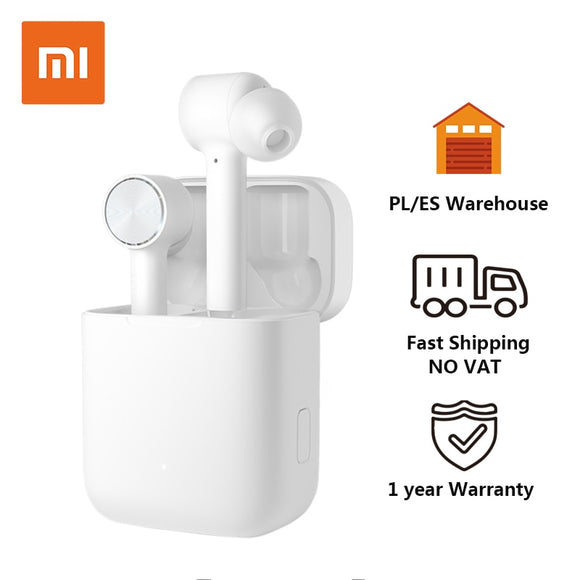 Original Xiaomi Airdots Pro TWS Earphone Bluetooth Wireless Headset Stereo ANC Switch ENC Auto Pause Tap Control Earbuds