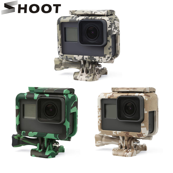 Side Open Protective Case for GoPro