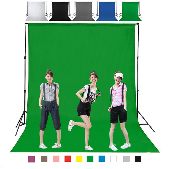 Color Screen Photo Studio Backdrop Cloth