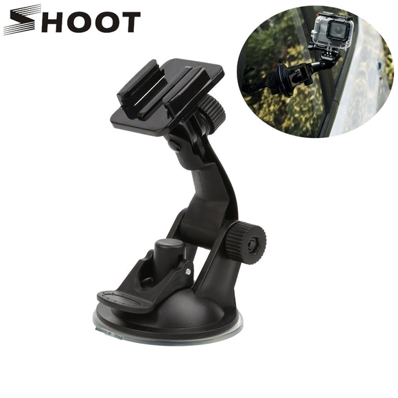 Car Windshield Suction Cup Mount for GoPro
