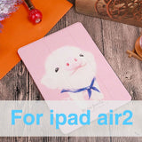 Lovely Cartoon Tablet Cover 9.7 Air