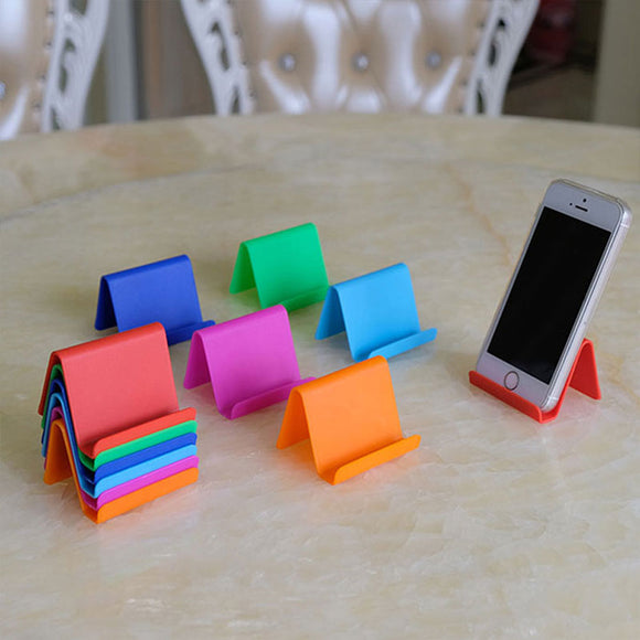 Plastic Fixed Cell Phone Stand
