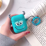 Cartoon Bluetooth Earphone Case For Apple AirPods