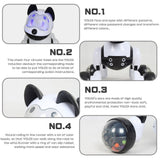 Voice Recognition Intelligent Robot Dog Electronic Toy Interactive Doggy