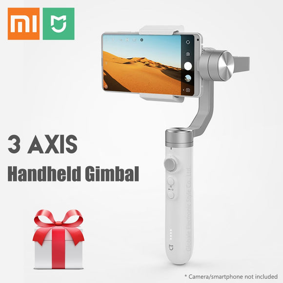 Original Axis Handheld Stabilizer for Action Camera Phone