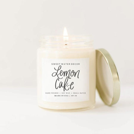 Warm & Cozy Candle