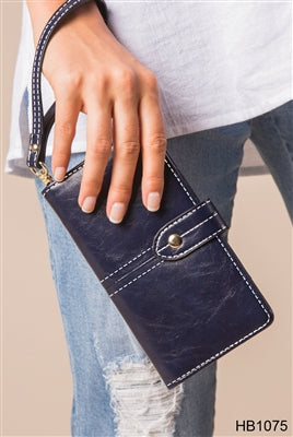 Needle & Thread Wristlet