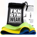 FKN ISO PACK - FKN Gym Wear