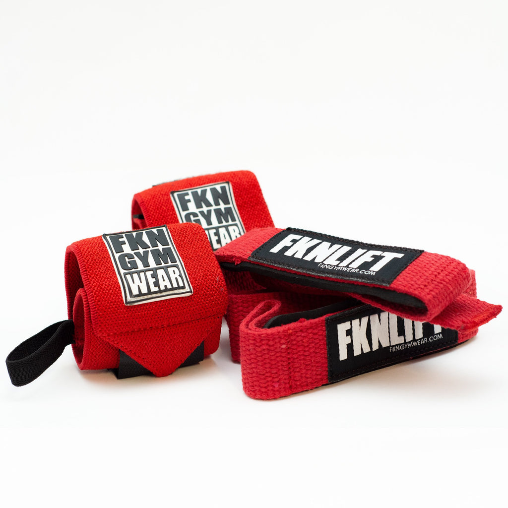 fkn-gymwear,Wraps & Straps Mega Pack,,FKN Gym Wear