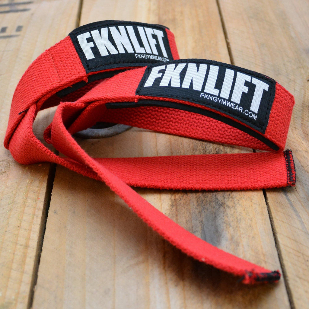 FKNLIFT Straps - FKN Gym Wear