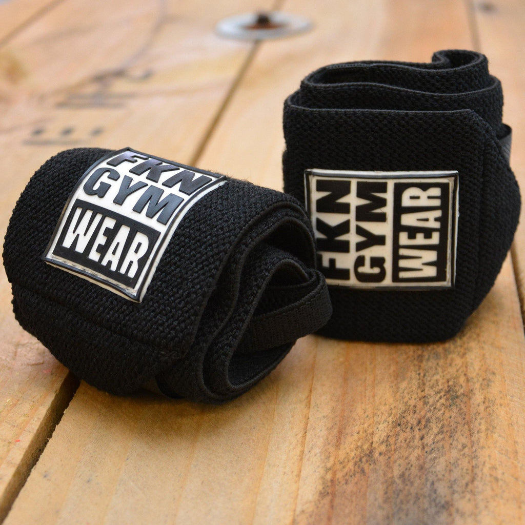 FKN Wrist Wraps - FKN Gym Wear