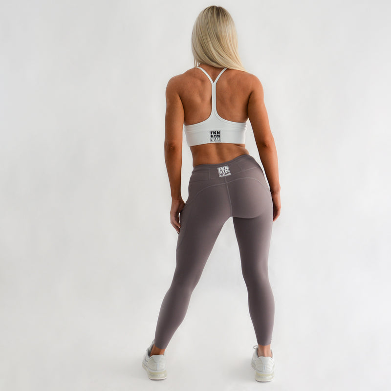A2G Gym Leggings | Original | Violet