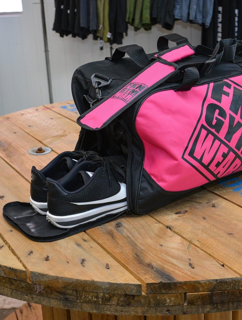 Firkin Gym Bag | Purple