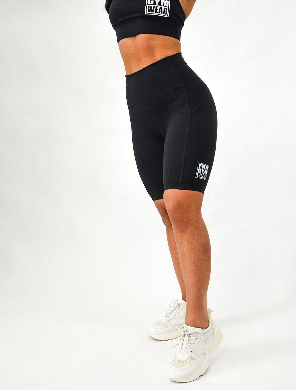 Vixen | Bike Shorts - FKN Gym Wear