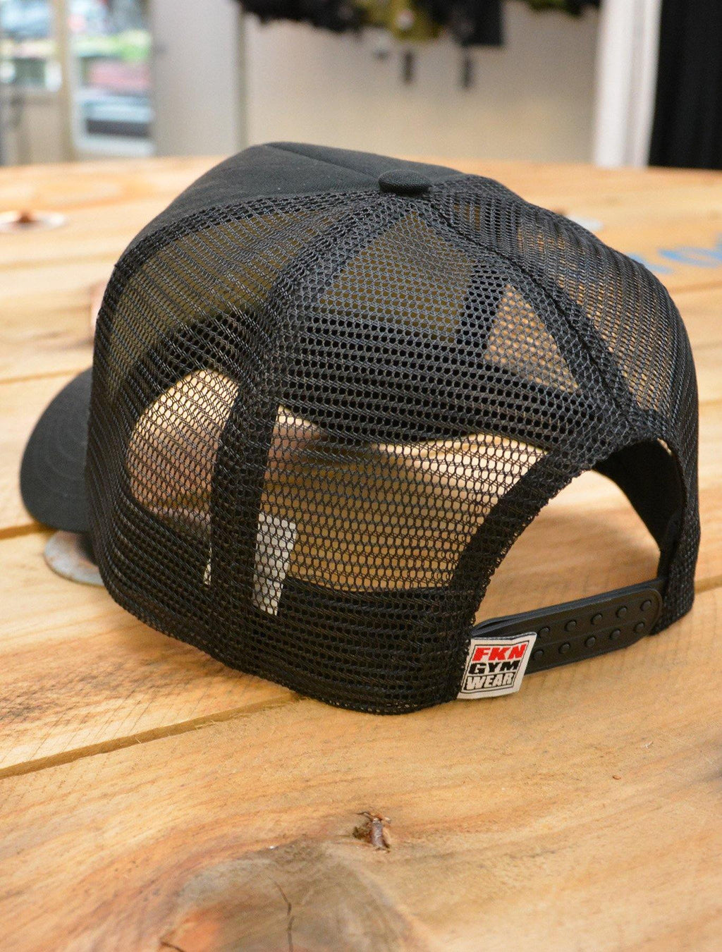Lids | Mesh Back Training Cap - FKN Gym Wear