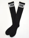 Long Socks | Black